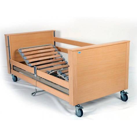Кровать функциональная с электроприводом 120см, фото 2