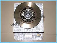 Тормозной диск задний на Renault Kango II 1.5 dCi 08-  ОРИГИНАЛ 432023939R