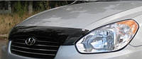 Аирдефлектор капота (тониров.) EGR HYUNDAI ACCENT 2006- #