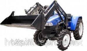 Фронтальный погрузчик LZ454  (к трактору LUZHONG 454), фото 2
