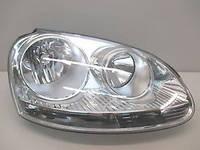 Фара передняя левая,правая на Фольксваген Гольф (Volkswagen Golf) 2004-2009