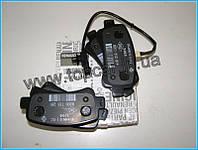 Тормозные колодки задние на Renault Master III 10-  ОРИГИНАЛ 440601186R