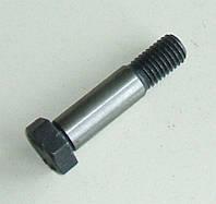 Болт DIN 609 стяжной призонный шестигранный с длинной резьбовой цапфой оц, нержавеющий А2, А4