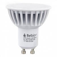 Світлодіодна лампа GU10 5W Bellson, фото 1