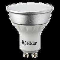 Світлодіодна лампа GU10 3W 4000K Bellson, фото 1
