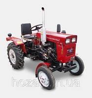 Дизельный трактор XINGTAI 120D