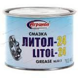 Смазка Литол-24 Агринол (Банка 1л)