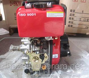 Двигун WEIMA WM186FE (дизель 9,0 л. с.)