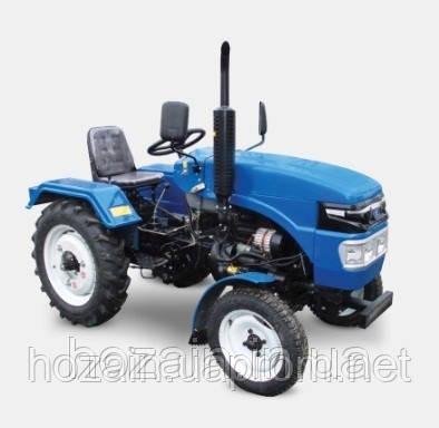 Дизельний міні-трактор XINGTAI 220, фото 2