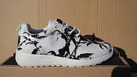 Женские кроссовки Nike Roshe Run с пальмой (роше раны, раше раны)