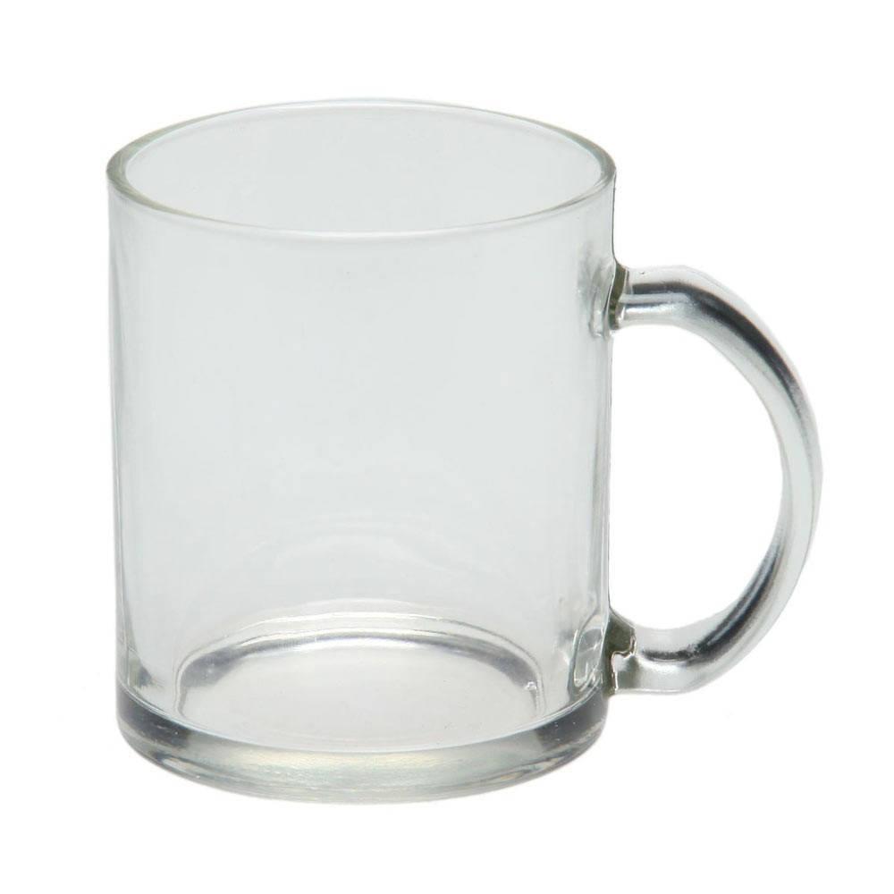 Чашка из стекла Евро-цилиндр