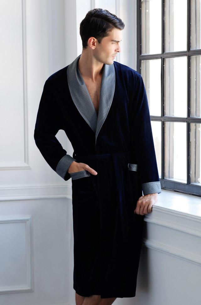 фото халаты мужские
