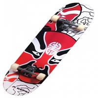 Скейтборд в сборе (роликовая доска) KEPAI SK-2061