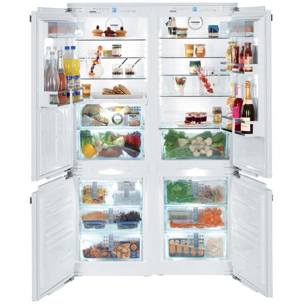 Вбудований холодильник LIEBHERR ICBN SBS 66I2