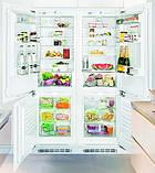 Вбудований холодильник LIEBHERR ICBN SBS 66I2, фото 2