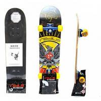 Скейтборд в сборе (роликовая доска) RADIUS RAD-110A