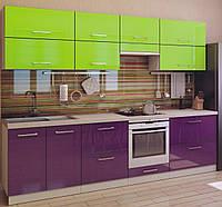 """Кухня """"Фреш"""" 2,8 м Альфа-мебель Украина"""