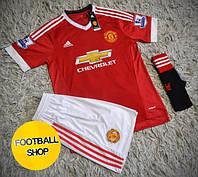 Футбольная форма 2015-2016 Манчестер Юнайтед (Manchester United) домашняя