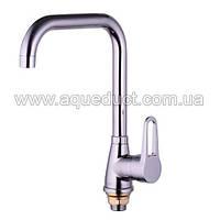Смеситель для кухни на гайке 35 G-Lauf, SOP-7045 (ZOP4-A146) (007F)