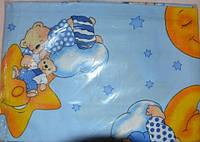 Постельное белье для новорожденных мальчиков