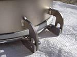Овальный люк для емкостей из нержавеющей стали под давление, фото 4