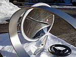 Овальный люк для емкостей из нержавеющей стали под давление, фото 8
