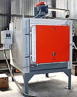 Печь для отжига с вентилятором, от производителя Бортек