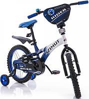Двухколесный велосипед Azimut Rider 12