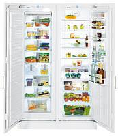 Встраиваемый холодильник LIEBHERR ICBN SBS 70I4, фото 1