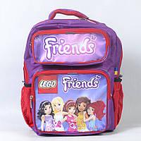 Рюкзак школьный для девочки  Wallaby P01 - LEGO
