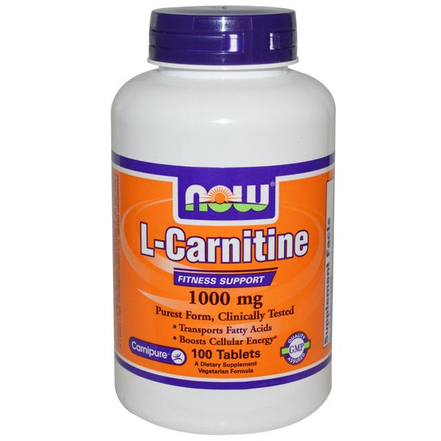 Now-Foods L-karnutun по доступной цене