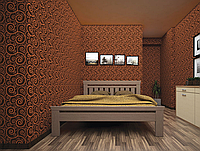 Кровать из массива Мадрид