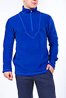 Флисовый джемпер синий, фото 1