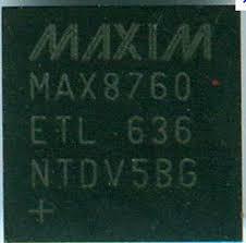 Микросхема MAX8760ETL MAX8760