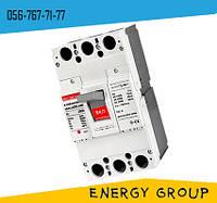 Силовой автоматический выключатель 3p, 400А