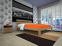 Кровать из натурального дерева Домино