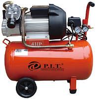 Компрессор  Р 55026  P.I.T(2200 вт 4л.с.,,8 атм,50 литров 50Гц,2850об./мин).