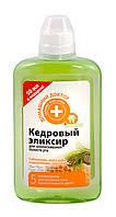 Эликсир для ополаскивания полости рта Домашний Доктор Кедровый - 300 мл.