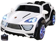 Детский Электромобиль Porsche Ceyenne M 2735 EBR-3 красный, пульт Bluetooth 2.4G, колеса EVA, фото 3
