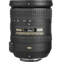 Nikon AF-S 18-200mm f/3.5-5.6G ED-IF DX VR II