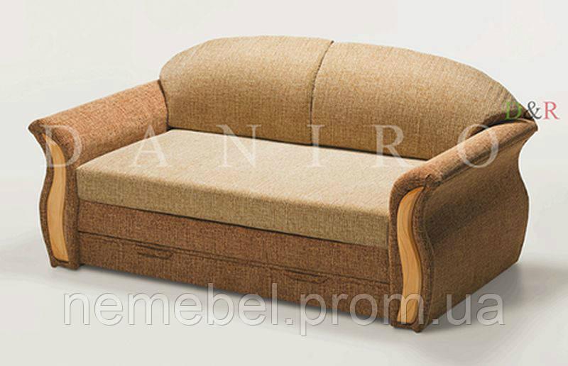 Кубус софа-кровать DANIRO - Мягкая и корпусная мебель в Киеве - интернет магазин Мебело. в Киеве