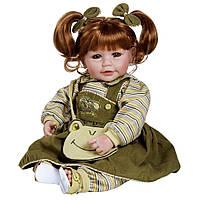 Кукла Adora Адора Жабка Реборн