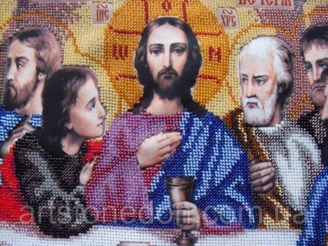 Икона из бисера - украшение вашего дома