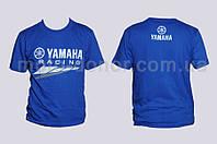 "Футболка   ""YAMAHA""   (size:L, mod:Racing, 100% хлопок)"