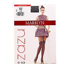 Колготки Marilyn ZAZU E03 з малюнком
