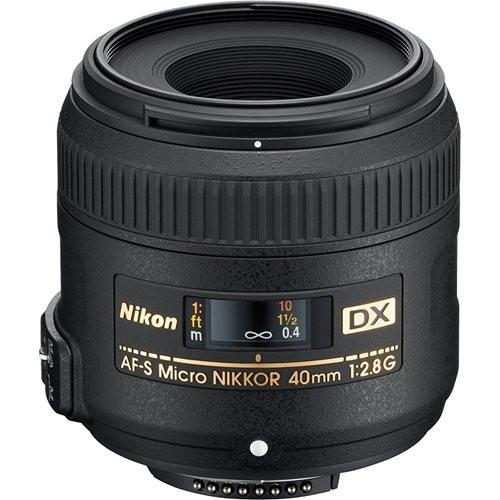 Объектив Nikon AF-S 40mm f/2.8G Micro DX ( на складе )