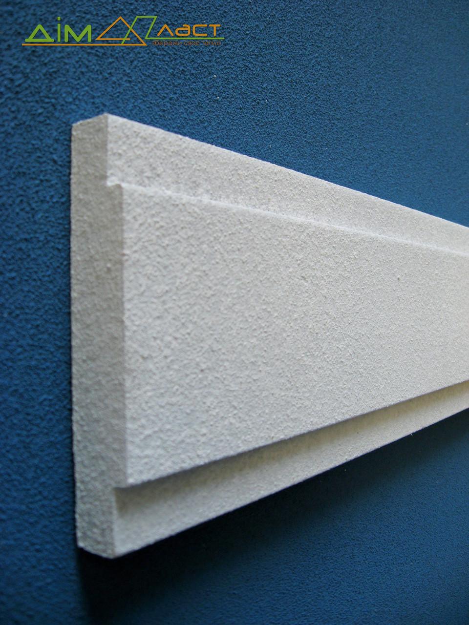 Наличник декоративный, фасадный Н001 - ДімПласт в Белой Церкви