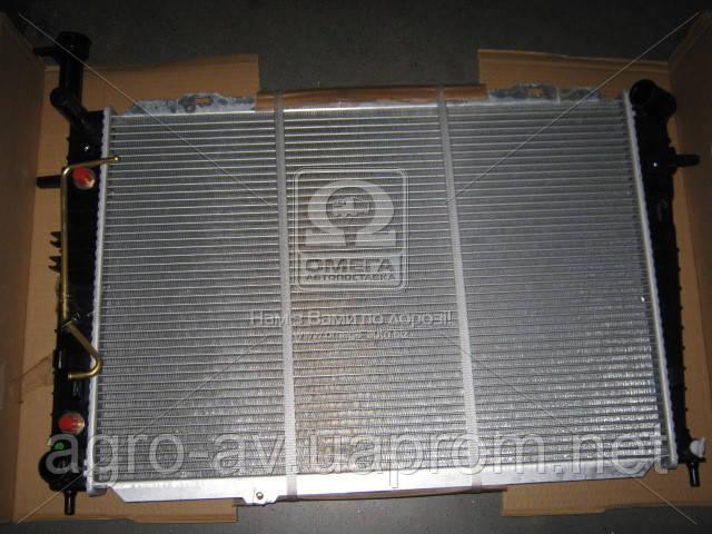 Радиатор охлаждения (TP.15.67.479) (паяный) HYUNDAI TUCSON/SPORTAGE 05- (TEMPEST)