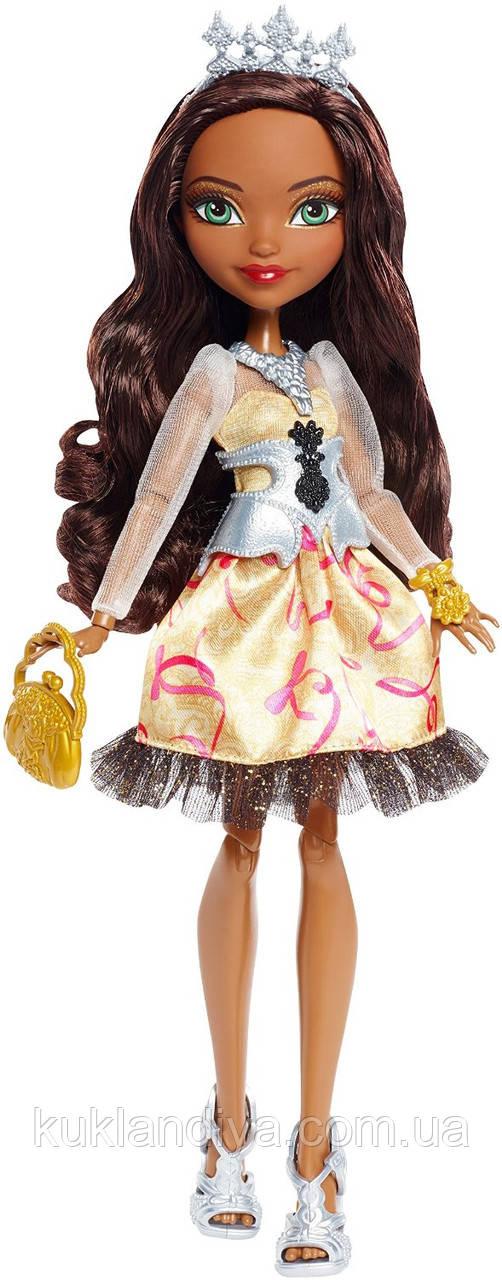 Кукла Ever After High Justine Dancer Жюстин Дансер Базовая