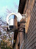 Вентилятор радиальный ВЕЗА серии ВРАН (Украина)